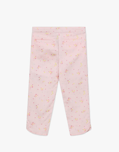 Clear pink Cropped TYPOETTE / 20E2PFJ1PCO321