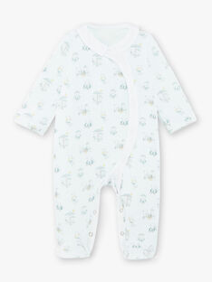 Pale turquoise ROMPER ZOPAUL B / 21E0NGY1GRE203