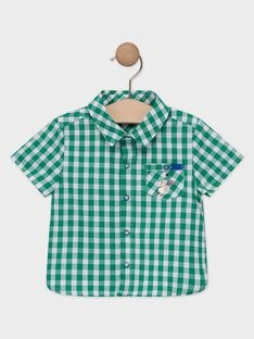 Green Shirt TALOUIS / 20E1BGH1CHM607