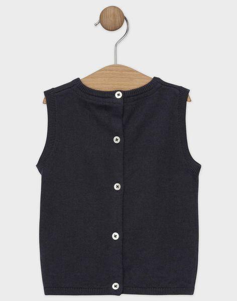 Dark grey Pullover (sleeveless) SAWICUS / 19H1BGP1PSM941
