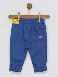 Navy pants RAELIO / 19E1BGC2PANC202