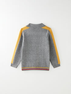 Heather grey PULLOVER VUKEVAGE / 20H3PGQ1PUL943