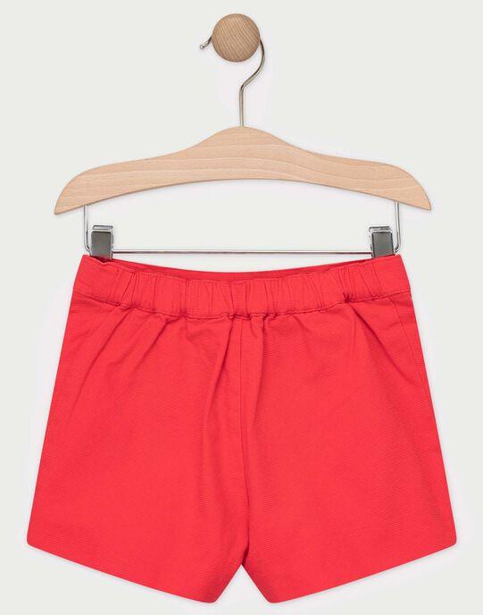 Red Shorts TUIBOETTE / 20E2PFW1SHOF503
