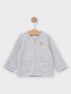 Grey Waistcoat TAGIL / 20E1BGG1GILJ920