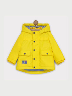 Yellow Rain coat RAELTON / 19E1BGC1IMP117