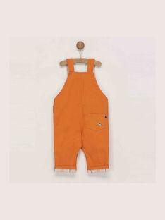 Orange Overalls RAANTON / 19E1BG21SAL402