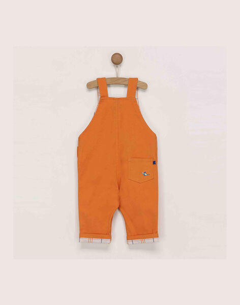 Orange Overalls RAANTON / 19E1BG21SAL402
