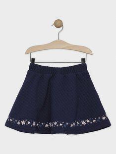 Navy Skirt SUIROFETTE / 19H2PFN1JUP715