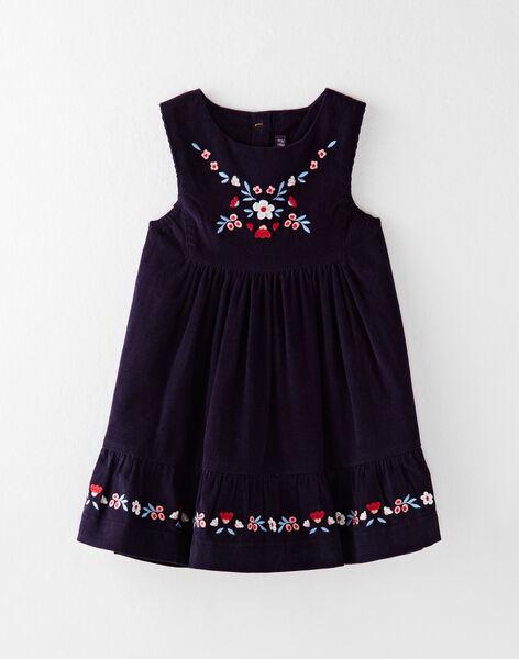 Navy CHASUBLE DRESS VAIMA / 20H1BFM1CHS705