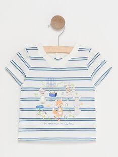 Off white T-shirt TYBASIL / 20E1BG11TMC001
