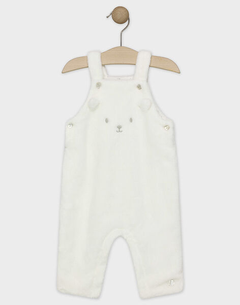 White Overalls SYBAUTRY / 19H0CMM1SAL000
