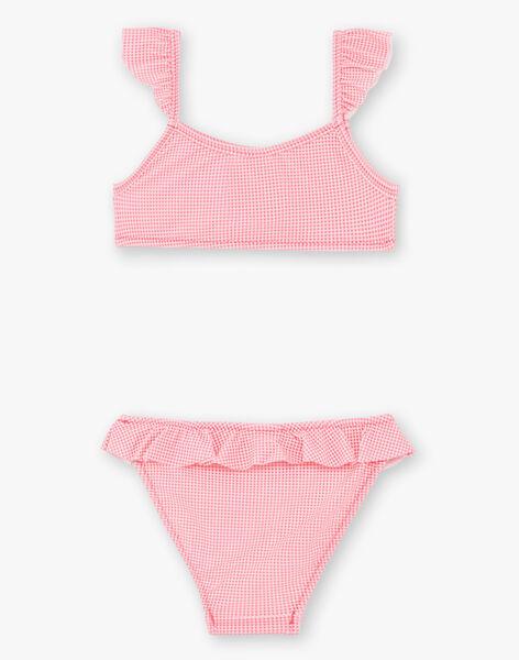 Pink SWIMSUIT ZAIDUETTE / 21E4PFR2D4LD311