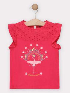 Rose T-shirt TOTAETTE / 20E2PFG1TMC302