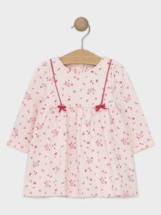 Pale rose Dress TADARLA / 20E1BFC1ROB301