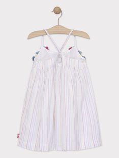 Off white Dress TEURETTE / 20E2PFX1ROB001