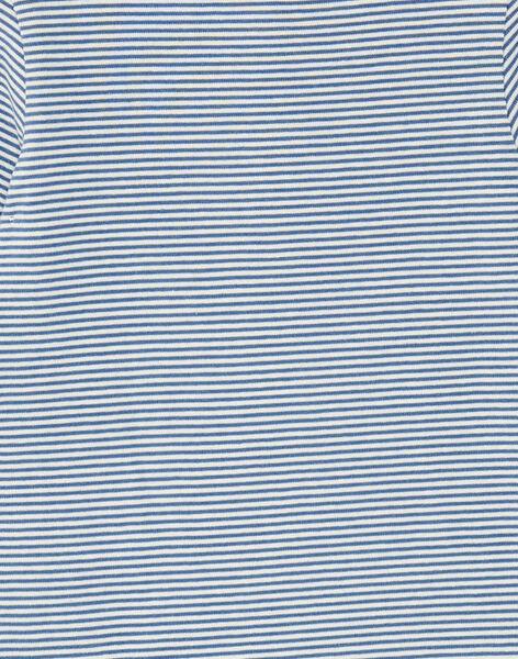 Blue BODY SUIT ZAENRICO / 21E1BGB1BODC230
