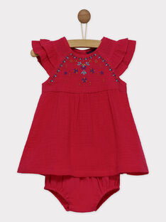 Fushia Dress RARULIA / 19E1BFM1ROB304