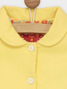 Yellow Blazer RYBAYETTE / 19E2PFH1VES010