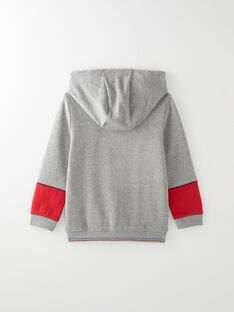 Heather grey JOGGING TOP VABENAGE / 20H3PG72JGH943
