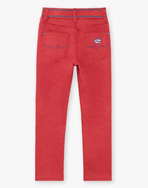 Children's boy pants ZEFAGE / 21E3PGB1PAN506