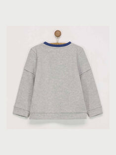 Heather grey Sweat Shirt RACHAGE / 19E3PG42SWE943