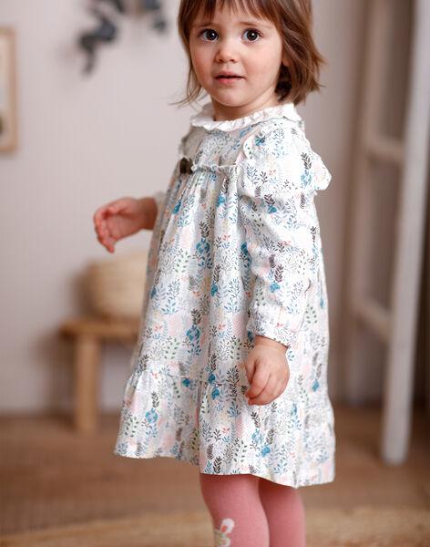 Baby girl dress ZABETSY / 21E1BF71ROB009