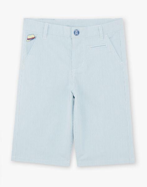 Baby Boy's Green Bermuda Shorts TYVOUAGE / 20E3PGZ2BER631