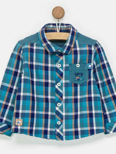 Water blue Shirt PAJACOB / 18H1BGE1CHM213