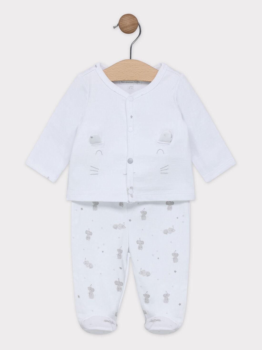 Essentials 7-Pack Short-Sleeve Bodysuits infant-and-toddler-suits Mixte b/éb/é