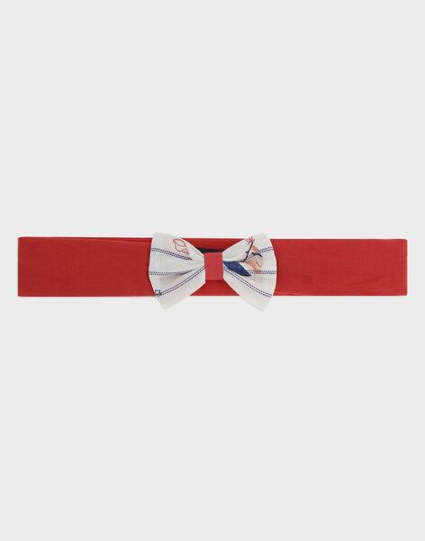 Red Hariband TATOUMI / 20E4BFW1BANF503