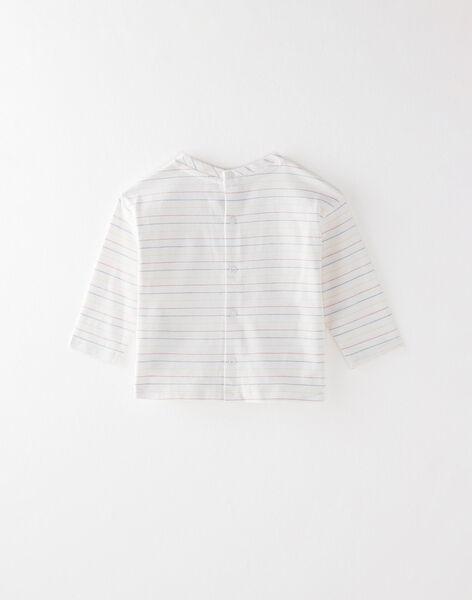 Off white T-SHIRT VAJAZZ / 20H1BGM1TML001