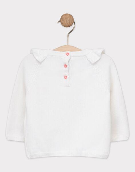Off white Pullover TAFIONA / 20E1BFD1PUL001