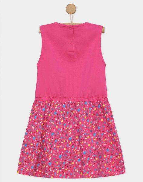 Fushia Night dress REJOSETTE / 19E5PFJ1CHN304