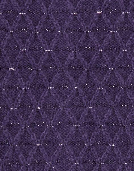 Purple CARDIGAN VLIMOETTE / 20H2PFS1CAR718