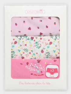 Pink Shorts TEKERETTE / 20E5PF61SHYD318