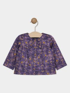 Purple Blouse SAGIANE / 19H1BF61CHE712