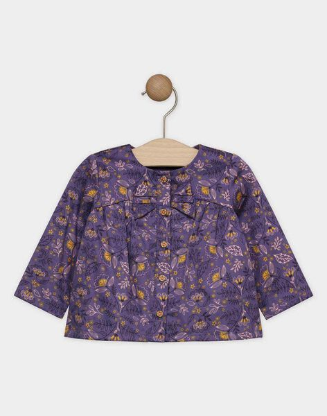 Purple Blouse SAGIANE / 19H1BF61CHE712