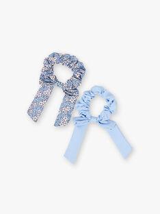 Blue HAIR ELASTIC ZUBOWETTE / 21E4PF88ELAC208