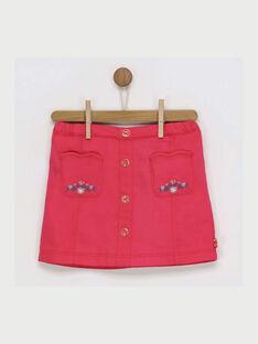 Pink Skirt RADABETTE / 19E2PF61JUPD301