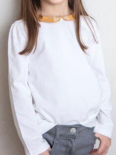 T-shirt child girl ZLIMETTE1 / 21E2PFK5TML001