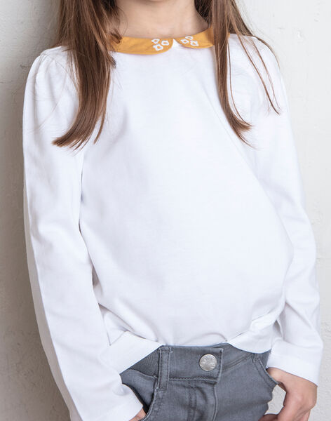 T-shirt child girl ZLIMETTE1 / 21E2PFK5TML001