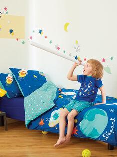 Navy Sheet / Bed Set ROFUSEETC / 19EZENX4PLCC204