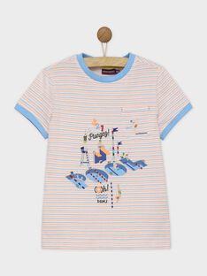 White T-shirt RUADOUAGE / 19E3PGP3TMC000