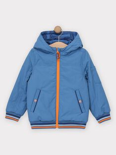 Medium blue Rain coat TEDIFAGE / 20E3PGG1IMP208