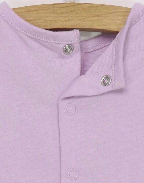 Mauve T-shirt RAIRIS / 19E1BFD1TMC328