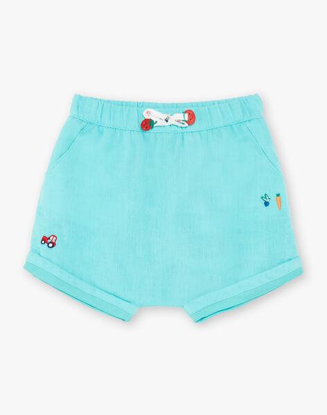 Bermuda shorts baby boy ZAKARLOS / 21E1BGJ1BERG621