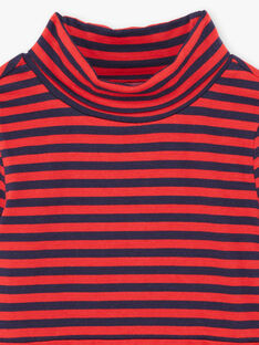 Baby Boy Long Sleeve Stripe Underpants BOADAGE / 21H3PGM1SPLF528