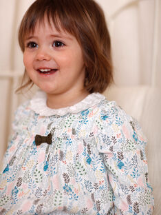 Baby girl dress ZABETSY / 21E1BF71ROB009