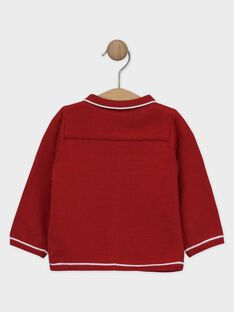 Red Waistcoat SAWILEY / 19H1BGP1GIL050