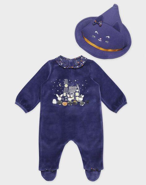 Purple Romper SEBOUH / 19H5BFK2GREH703